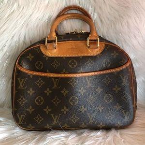 💯 Authentic Louis Vuitton Monogram Trouville